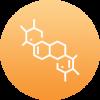 Chemical compund icon